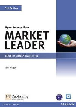 Market Leader 3rd Edition Upper-Intermediate Practice File with Audio CD