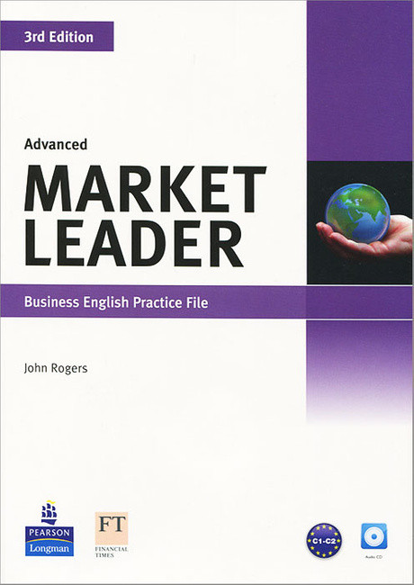 Market Leader 3rd Edition Advanced Practice File with Audio CD