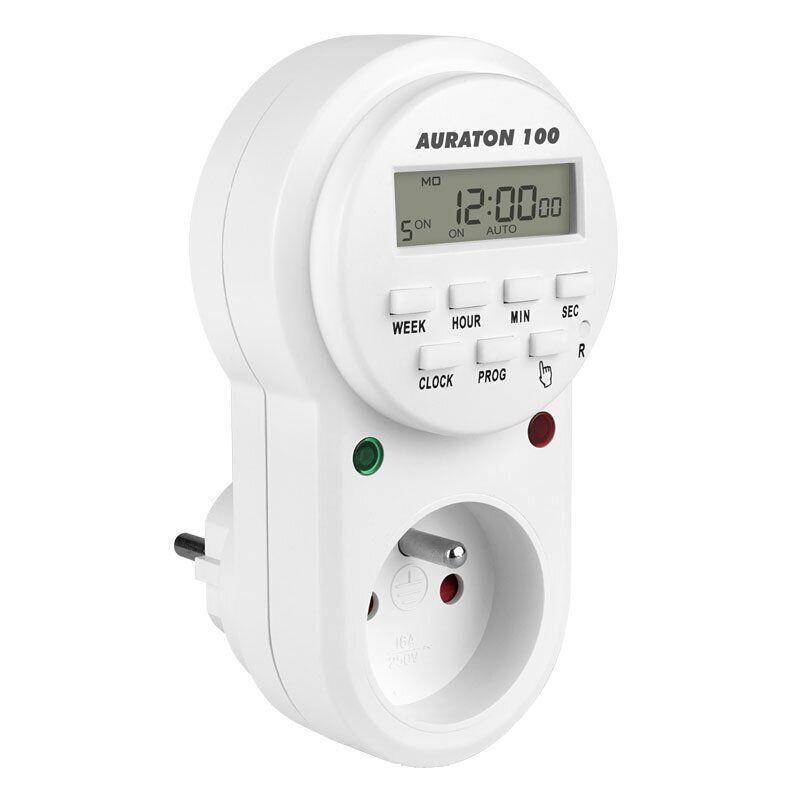 Недельный таймер Auraton 100 NEW