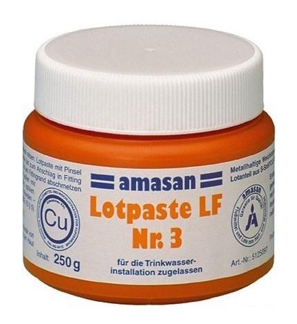 Паста к пайке Amasan Lotpaste LF Nr.3 250г