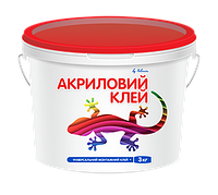 """Универсальный монтажный клей «Клей акриловый"""", ТМ """"Polimin», 1 кг"""