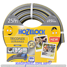 Шланг hozelock 116251 tricotlex ultramax 19 mm  25 метров
