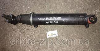 5336-3405005-20 Цилиндр силовой ГУР МАЗ (ЦГ 80-360) (пр-во Автогидроусилитель)