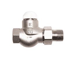 """Проходной термостатический клапан Herz TS-E 1"""" (1772303)"""