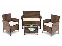 Садовая мебель PADOVA PRO DV-010GF коричневый
