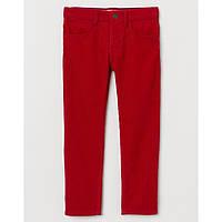 Дитячі вельветові штани H&M на зріст 140 см