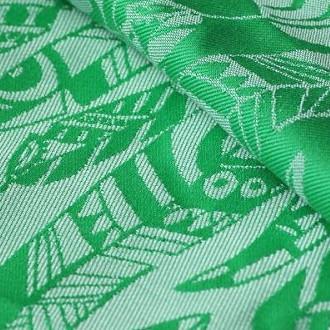 Слинг-шарф YARO SLINGS Four Winds Electric Lime Tencel Repreve (5,2 м)