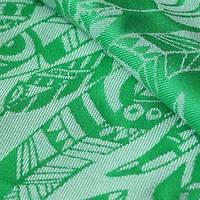 Слинг-шарф YARO SLINGS Four Winds Electric Lime Tencel Repreve (5,2 м), фото 1