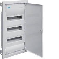 Распределительный щит VOLTA для скрытой установки с металлической дверцей на 36 (42) модуля