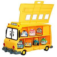 Скулбі шкільний автобус Кейс-гараж