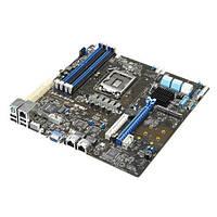 P10S-M-DC Материнская плата серверная ASUS P10S-M-DC s1151 C232, 4xDDR4, VGA, ATX, P10S-M-DC