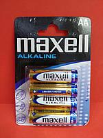 Батарейка Maxell Alkaline AA LR06 1.5V