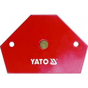 Магнитная струбцина заварки 64х95х14 YATO YT-0866