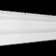 Сайдинг Ю-пласт Корабельный брус (белый)