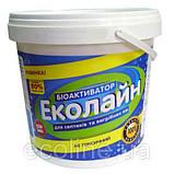 Біоактиватор Эколайн, 2 кг. ОРИГІНАЛ!!! Порошок для септиків, вигрібних ям, туалетів., фото 2