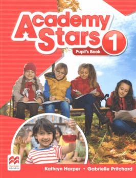 Academy Stars for Ukraine Level 1 Pupil's Book
