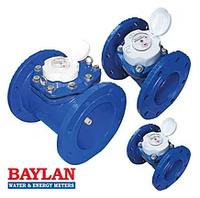 Фланцевые турбинные водомеры Baylan Wi (Турция)