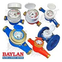 Счетчики воды фирмы BAYLAN (Турция)