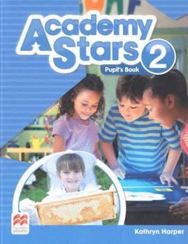 Academy Stars for Ukraine Level 2 Pupil's Book