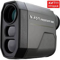 Лазерный дальномер Nikon 6x20 Prostaff 1000 Rangefinder (16664), фото 1