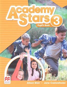 Academy Stars for Ukraine Level 3 Pupil's Book