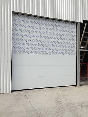 Промышленные ворота Алютех Серии TREND,5000*4000 стандартный монтаж, фото 2