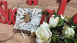 Свадебный набор Этничный. Цвет белый., фото 2