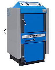 Твердотопливный котел ATMOS DC 40 SX