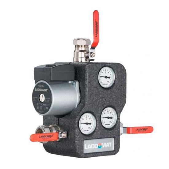 Трехходовой клапан Laddomat 21-100 72°C