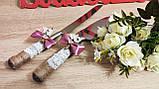 Свадебный набор Этничный. Цвет пудровый., фото 5