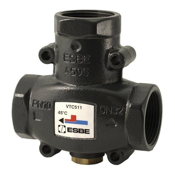 "Термостатический клапан ESBE VTC 511 Rp1"" 55°С"