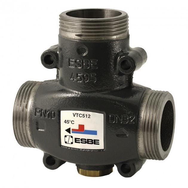 "Термостатический клапан ESBE VTC 512 G1 1/2"" 50°С"