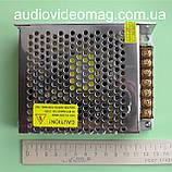 Блок питания 12V 10A (IP20) 120 Wt для светодиодных лент, фото 4