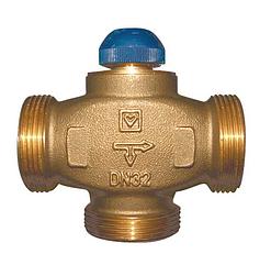 """Трехходовой термостатический клапан HERZ Calis TS-RD 1 1/4"""" (1776141)"""