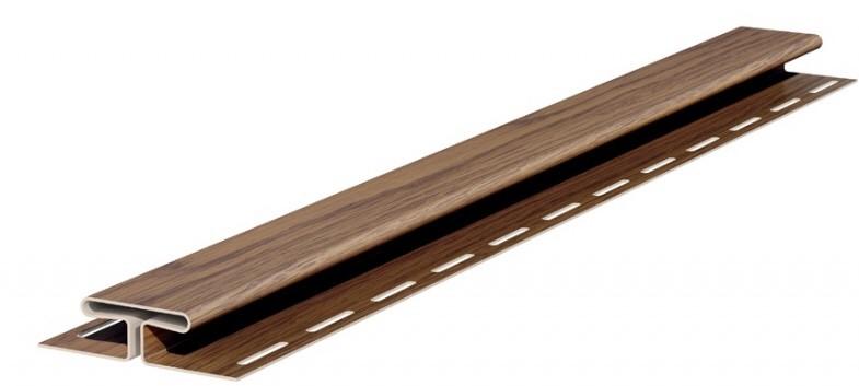 Планка соединительная Золотой Дуб FaSiding Woodhous