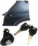Запчасти кузова (ручки, замки, ролики и т. д.) VW T4