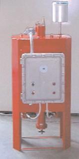 Испаритель электрический для сжиженного газа (СУГ)150кг/час