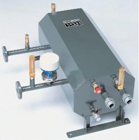 Испаритель жидкостный для сжиженного газа (СУГ) 100 кг/час