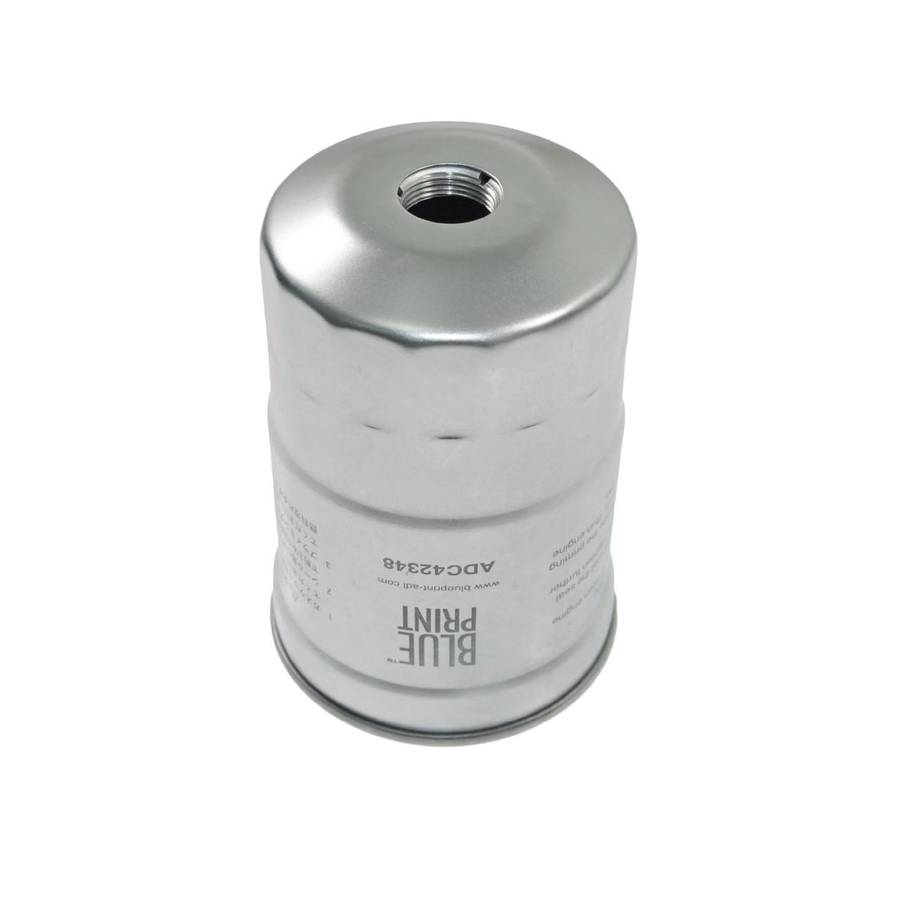 Фильтр топливный Mitsubishi (пр-во Blue Print), (арт. ADC42348), rqx1qttr