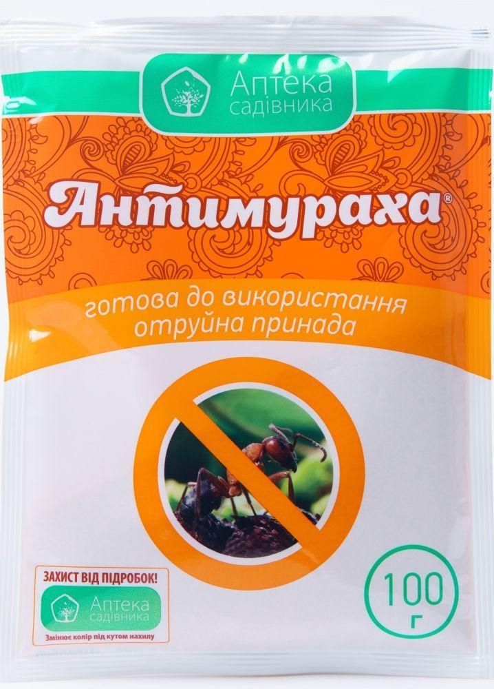 Инсектицид Антимуравей 100 г (Укравит)