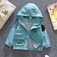 Стильная лёгкая  куртка, фото 1