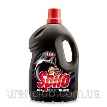 Гель для стирки черных вещей SPIRO BLACK 3л