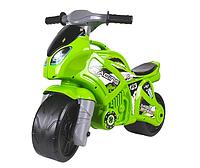 Мотоцикл толокар каталка.Детский транспорт Технок.