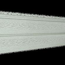 Сайдинг Ю-пласт Timberblock Ясень (прованс зеленый)