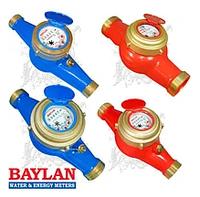 """Счетчики воды квартирные и """"сухоходные""""  R160 и R100  Baylan(Турция)"""