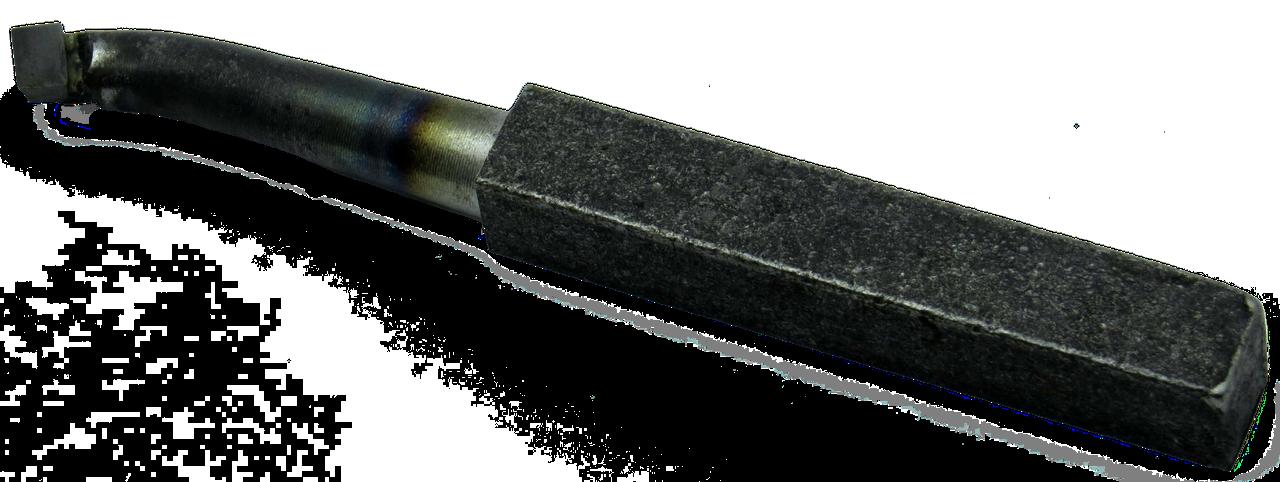 Резец 12х12х100 Т5К10 расточной для сквозных отверстий ГОСТ 18882-73