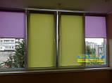 РОЛЕТЫ ИЗ ТКАНИ на окна,балконы, фото 7