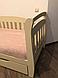 Кровать односпальная детская (подростковая) Доминик LUNA, фото 3