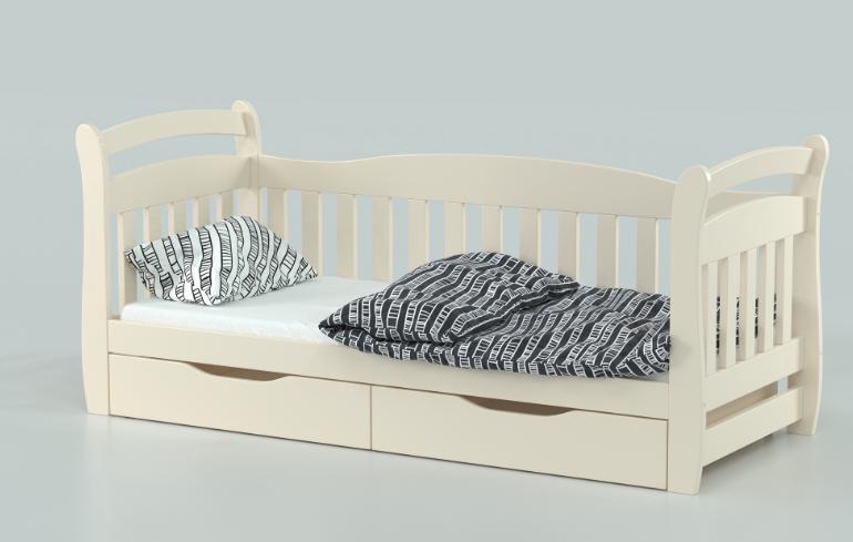 Кровать односпальная детская (подростковая) Доминик LUNA