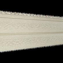 Сайдинг Ю-пласт Timberblock Ясень (золотистый)